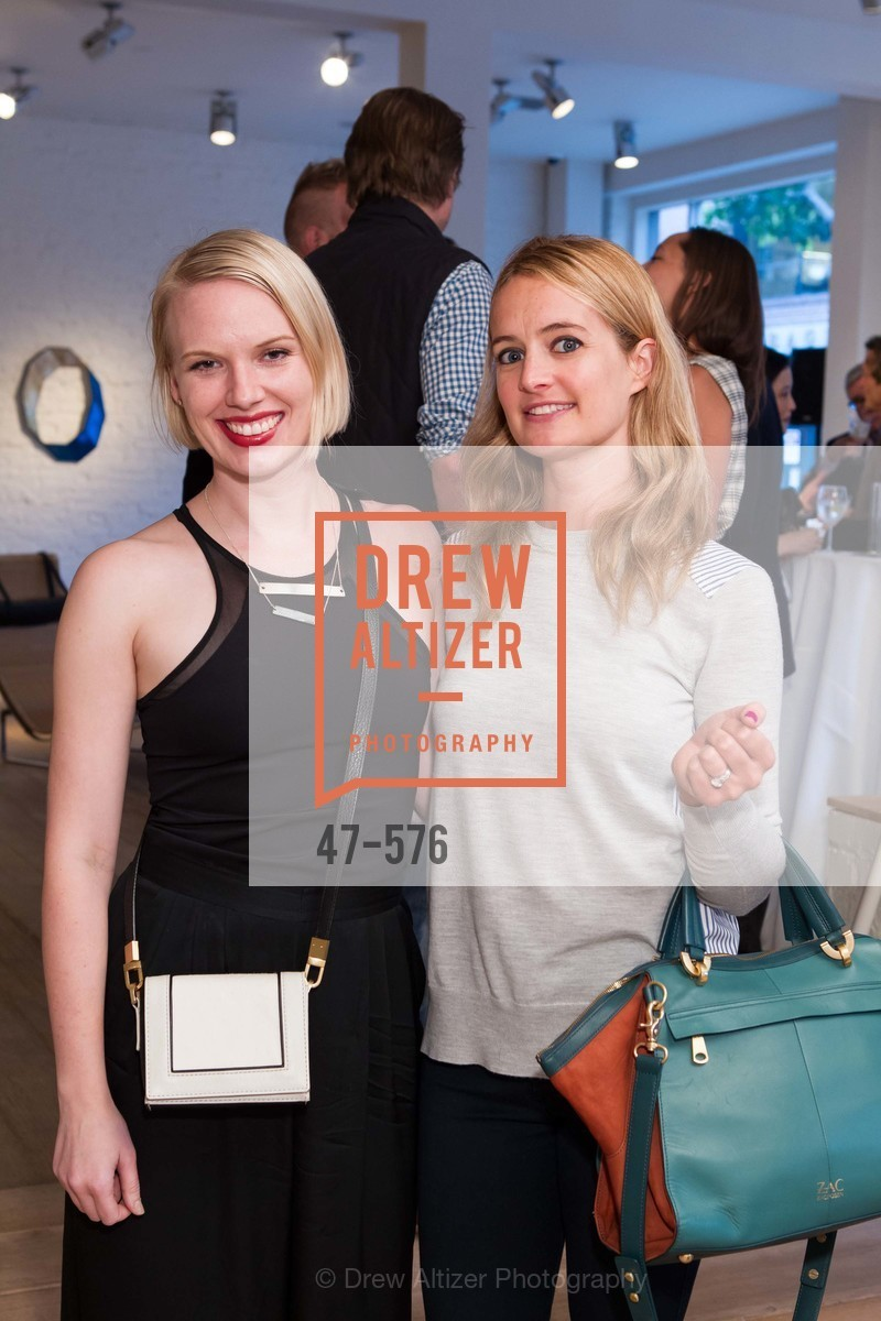 Emily Harrison, Ashley Fagan, SF FALL ANTIQUES SHOW Designer's Circle Cocktail Party at HEWN, US, September 23rd, 2014,Drew Altizer, Drew Altizer Photography, full-service event agency, private events, San Francisco photographer, photographer California