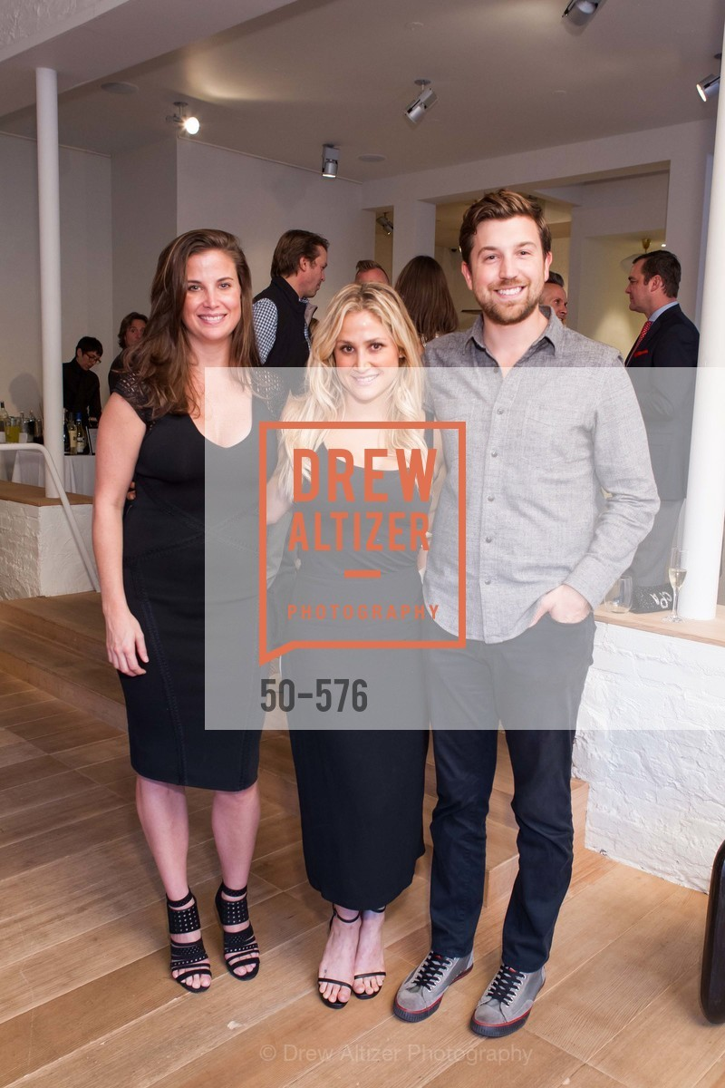 Lauren Grafer, Kimberly Ovitz, Daniel Gruneberg, SF FALL ANTIQUES SHOW Designer's Circle Cocktail Party at HEWN, US, September 23rd, 2014,Drew Altizer, Drew Altizer Photography, full-service agency, private events, San Francisco photographer, photographer california