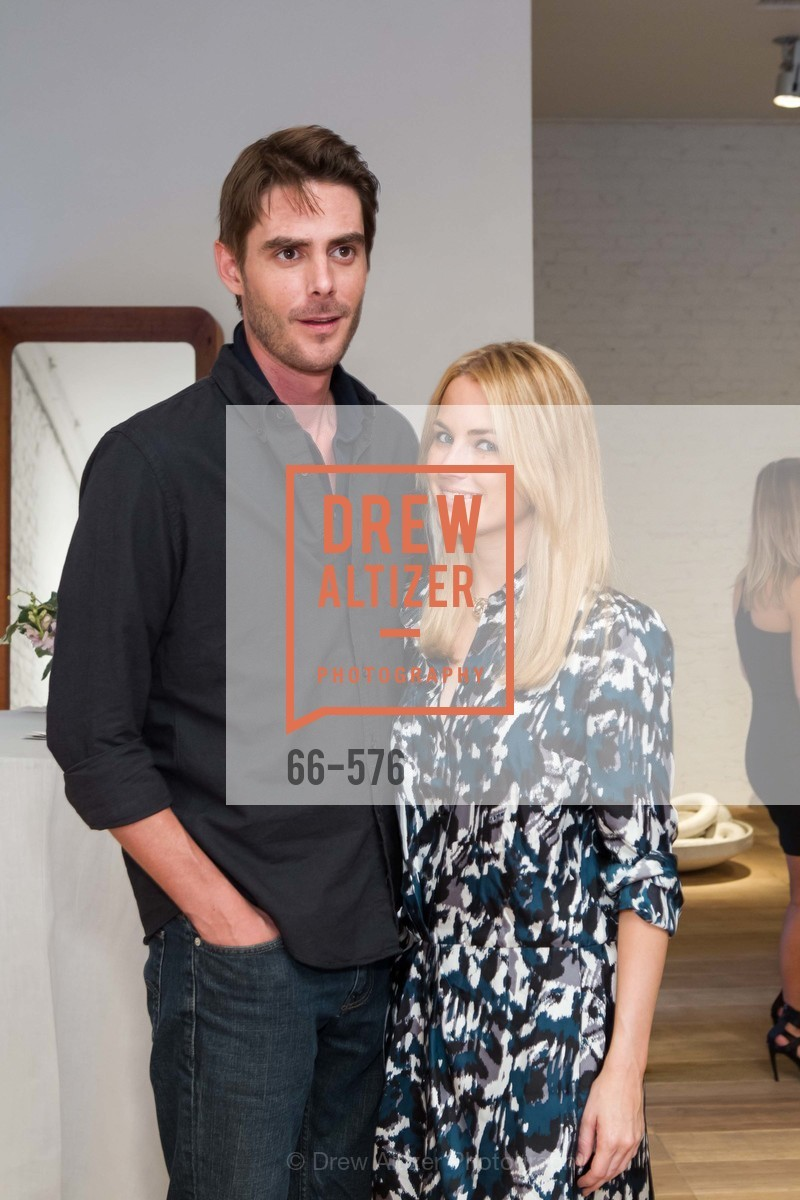 William George, Amanda Hearst, SF FALL ANTIQUES SHOW Designer's Circle Cocktail Party at HEWN, US, September 23rd, 2014,Drew Altizer, Drew Altizer Photography, full-service agency, private events, San Francisco photographer, photographer california