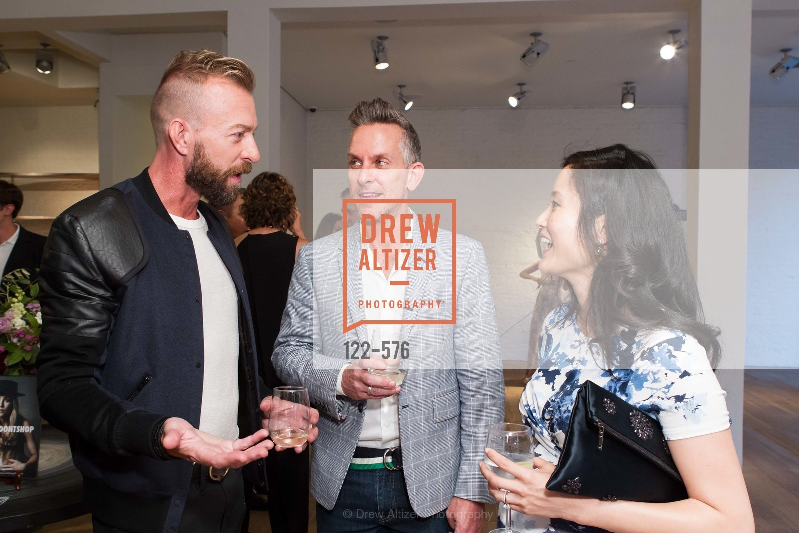 Michael Purdy, Jay Jeffers, Catherine Kwong, SF FALL ANTIQUES SHOW Designer's Circle Cocktail Party at HEWN, US, September 23rd, 2014,Drew Altizer, Drew Altizer Photography, full-service agency, private events, San Francisco photographer, photographer california