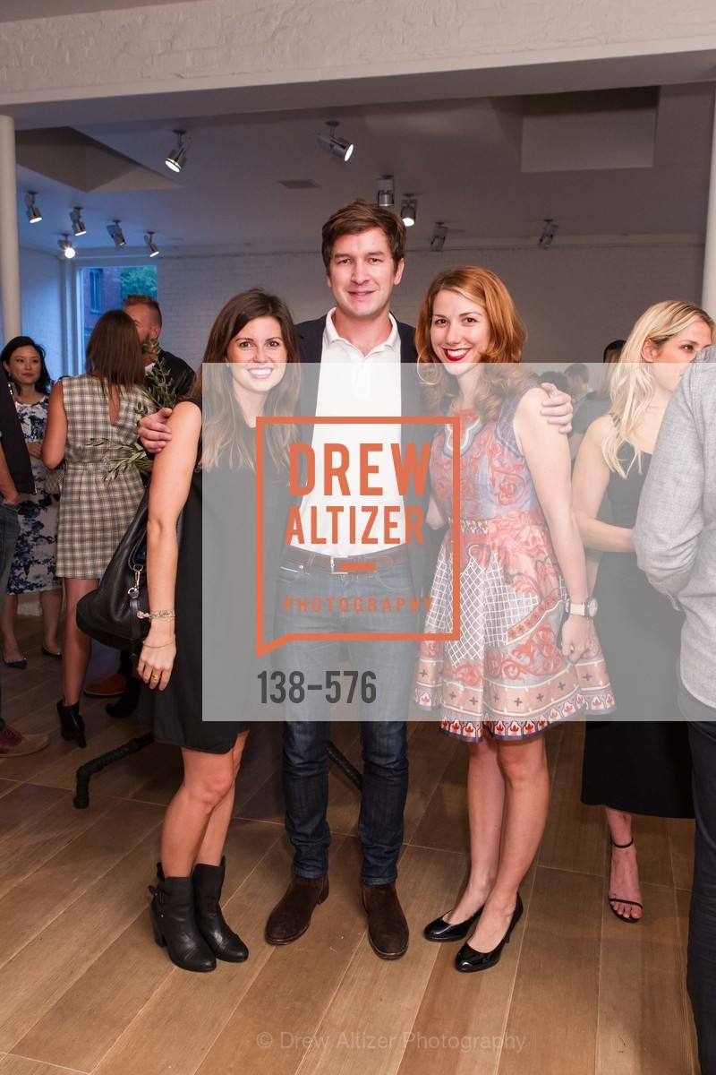 Alexandra Dukes, Jake Wachman, Melanie Ross, SF FALL ANTIQUES SHOW Designer's Circle Cocktail Party at HEWN, US, September 23rd, 2014,Drew Altizer, Drew Altizer Photography, full-service agency, private events, San Francisco photographer, photographer california