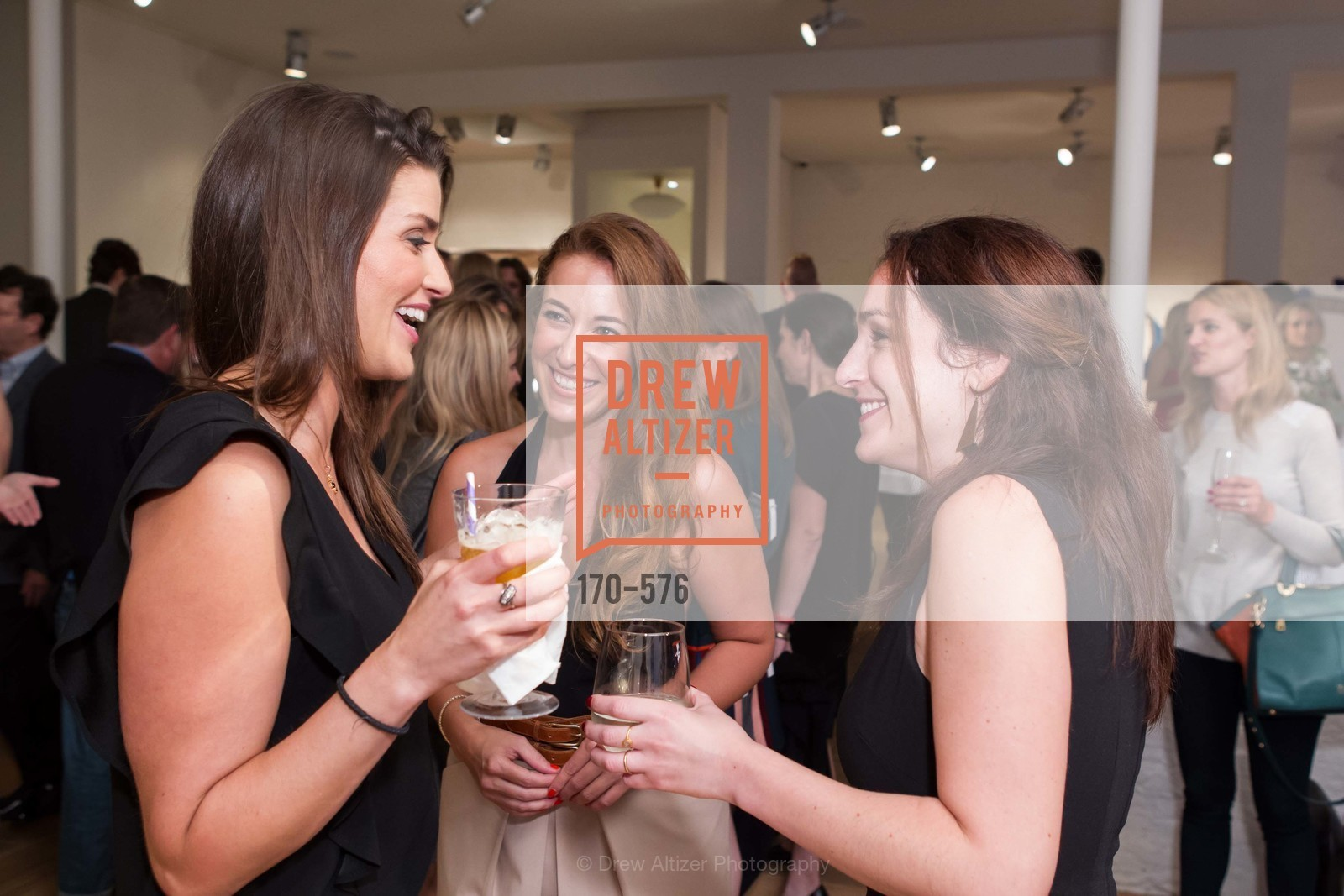 Meredith Kendall, Schuyler Hudak, Kate Botler, SF FALL ANTIQUES SHOW Designer's Circle Cocktail Party at HEWN, US, September 23rd, 2014,Drew Altizer, Drew Altizer Photography, full-service event agency, private events, San Francisco photographer, photographer California