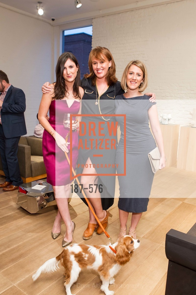 Andrea Funsten, Sarah Brown, Clara Brenner, SF FALL ANTIQUES SHOW Designer's Circle Cocktail Party at HEWN, US, September 23rd, 2014,Drew Altizer, Drew Altizer Photography, full-service agency, private events, San Francisco photographer, photographer california