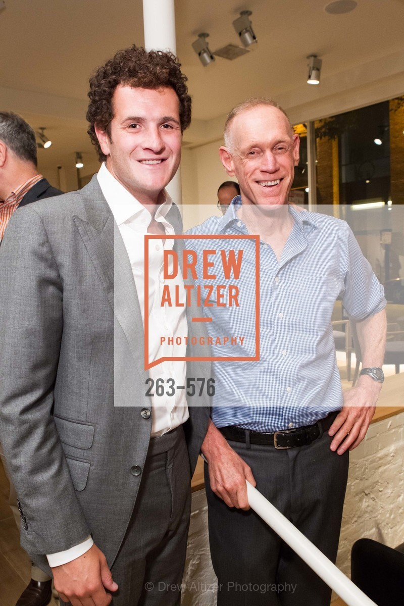 Brandon Shorenstein, Tom Kelley, SF FALL ANTIQUES SHOW Designer's Circle Cocktail Party at HEWN, US, September 23rd, 2014,Drew Altizer, Drew Altizer Photography, full-service agency, private events, San Francisco photographer, photographer california
