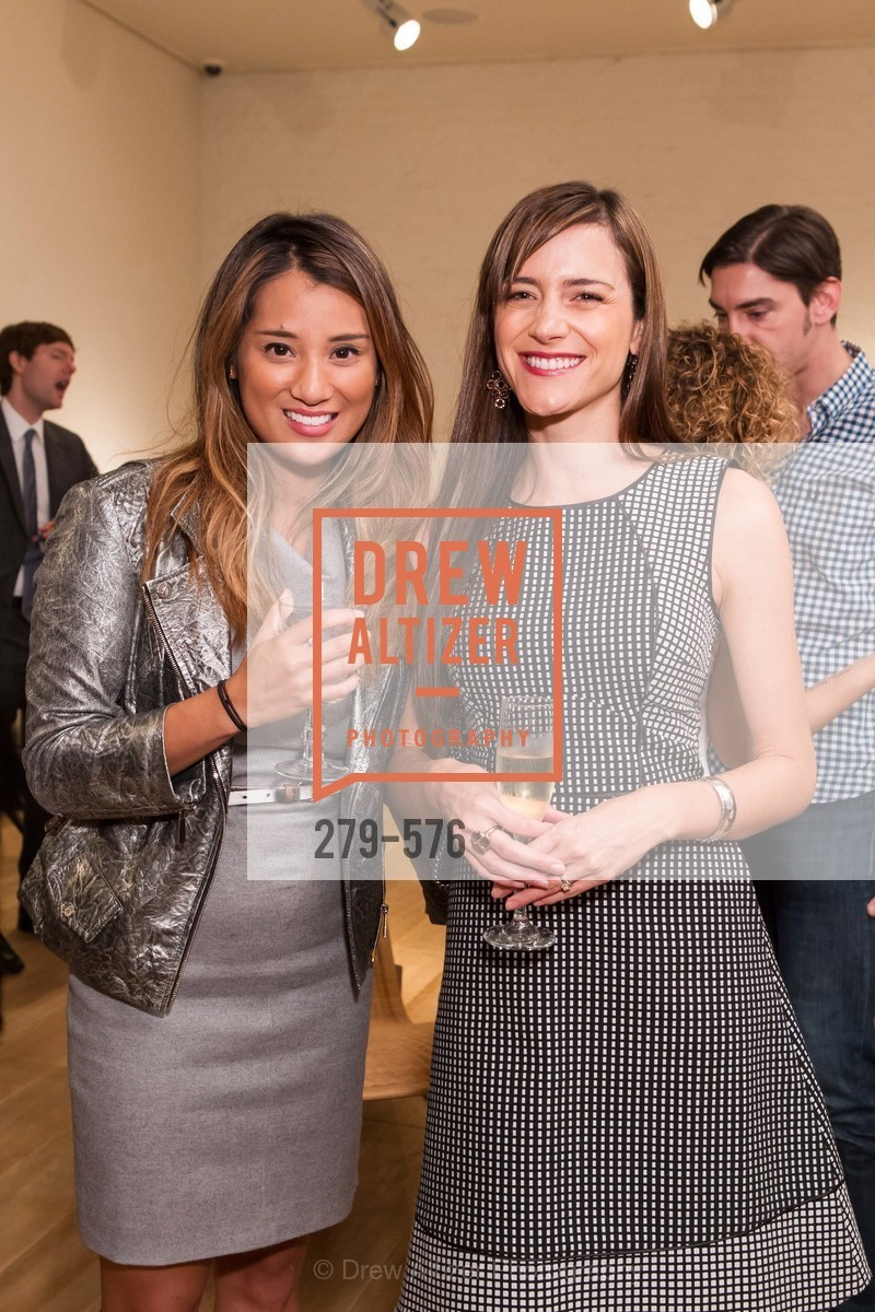 Evelyn Rusli, Darya Rose, SF FALL ANTIQUES SHOW Designer's Circle Cocktail Party at HEWN, US, September 23rd, 2014,Drew Altizer, Drew Altizer Photography, full-service event agency, private events, San Francisco photographer, photographer California