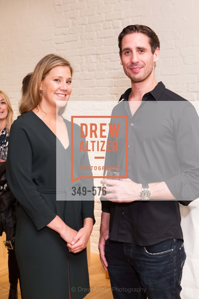 Annie Berkery, Andrei Karkar, SF FALL ANTIQUES SHOW Designer's Circle Cocktail Party at HEWN, US, September 23rd, 2014,Drew Altizer, Drew Altizer Photography, full-service agency, private events, San Francisco photographer, photographer california