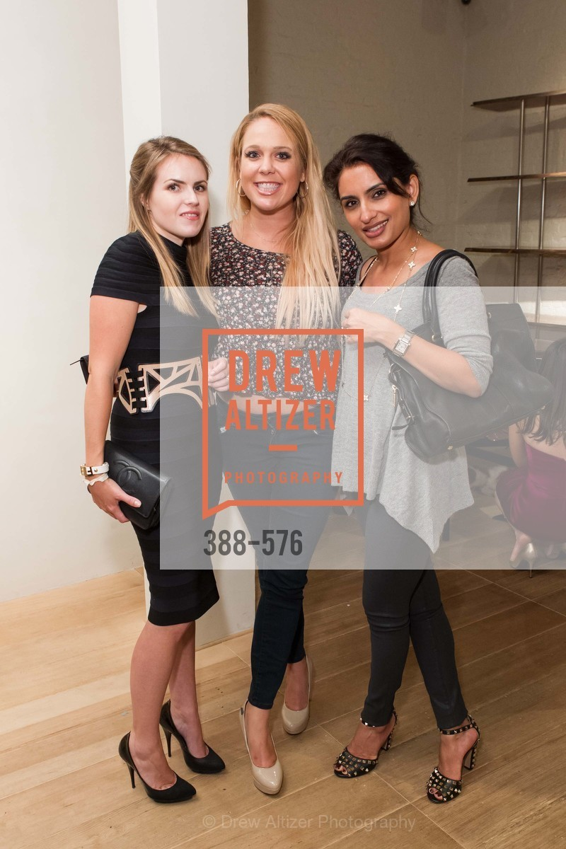 Ane Kleppan, Shannon Mattingly, Mahika Shamdasani, SF FALL ANTIQUES SHOW Designer's Circle Cocktail Party at HEWN, US, September 23rd, 2014,Drew Altizer, Drew Altizer Photography, full-service agency, private events, San Francisco photographer, photographer california