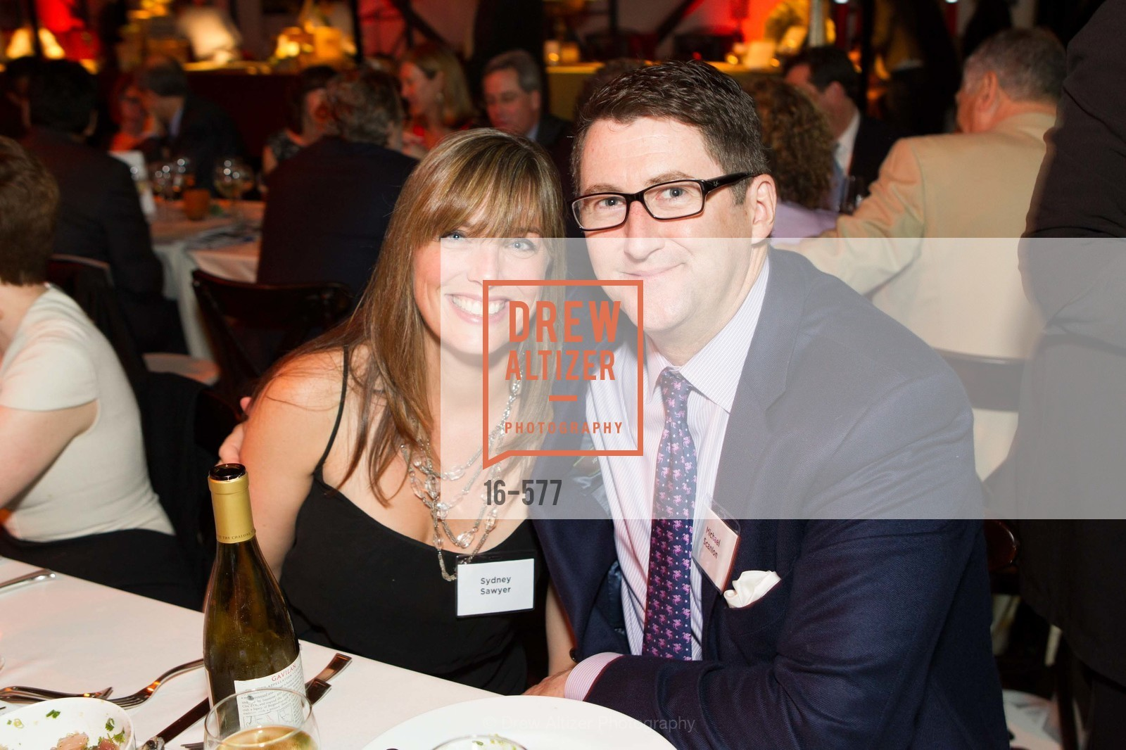 Sydney Sawyer, Michael Scanlon, SF-MARIN FOOD BANK One Big Table Gala, US, September 27th, 2014,Drew Altizer, Drew Altizer Photography, full-service agency, private events, San Francisco photographer, photographer california