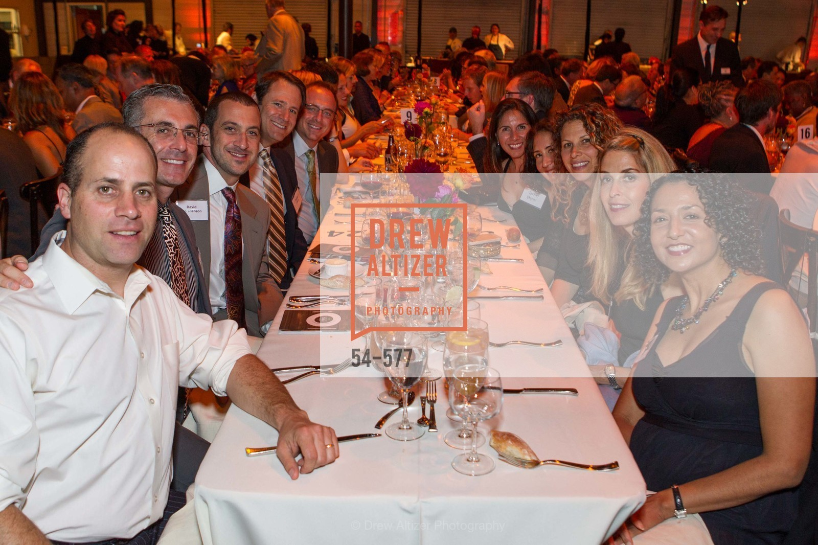 David Hershenson, David Leeb, Michael Edelstein, Rachel Styne, Mary Scott, Charlene Schachter, Toni Salan, SF-MARIN FOOD BANK One Big Table Gala, US, September 27th, 2014,Drew Altizer, Drew Altizer Photography, full-service event agency, private events, San Francisco photographer, photographer California