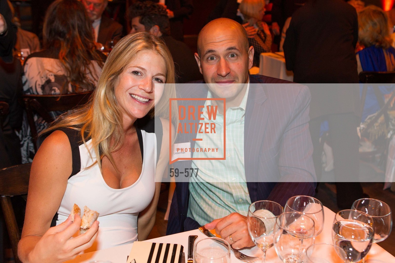 Liza Lieberman, David Lieberman, SF-MARIN FOOD BANK One Big Table Gala, US, September 27th, 2014,Drew Altizer, Drew Altizer Photography, full-service agency, private events, San Francisco photographer, photographer california