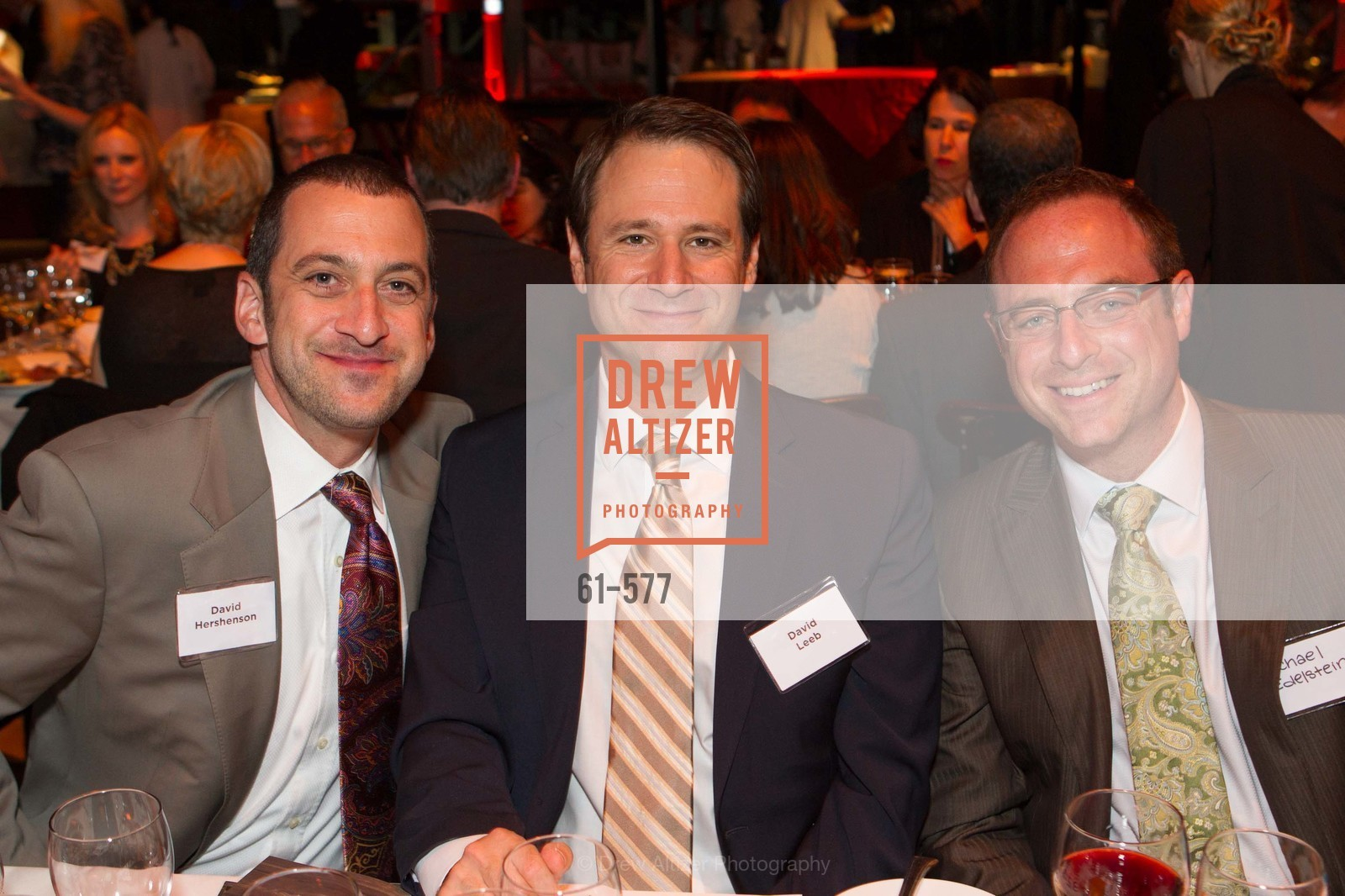 David Hershenson, David Leeb, Michael Edelstein, SF-MARIN FOOD BANK One Big Table Gala, US, September 27th, 2014,Drew Altizer, Drew Altizer Photography, full-service agency, private events, San Francisco photographer, photographer california