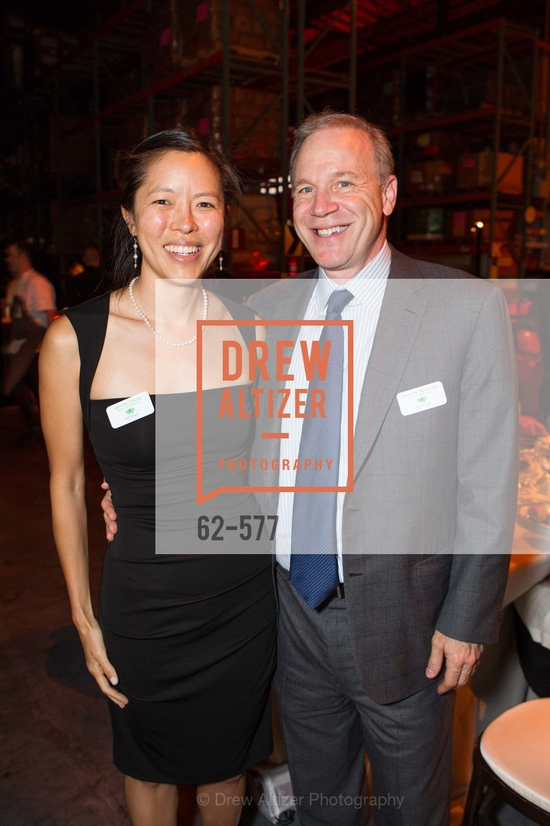 Jennifer Chang, David Steinford, SF-MARIN FOOD BANK One Big Table Gala, US, September 27th, 2014,Drew Altizer, Drew Altizer Photography, full-service agency, private events, San Francisco photographer, photographer california