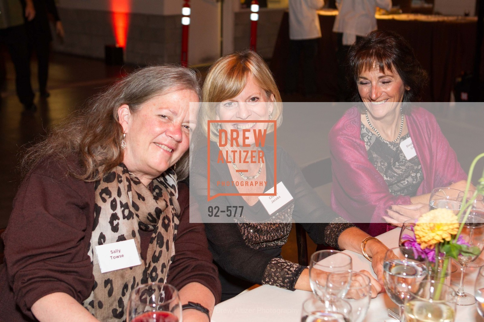 Sally Towse, Cheryl Jacobs, SF-MARIN FOOD BANK One Big Table Gala, US, September 27th, 2014,Drew Altizer, Drew Altizer Photography, full-service agency, private events, San Francisco photographer, photographer california