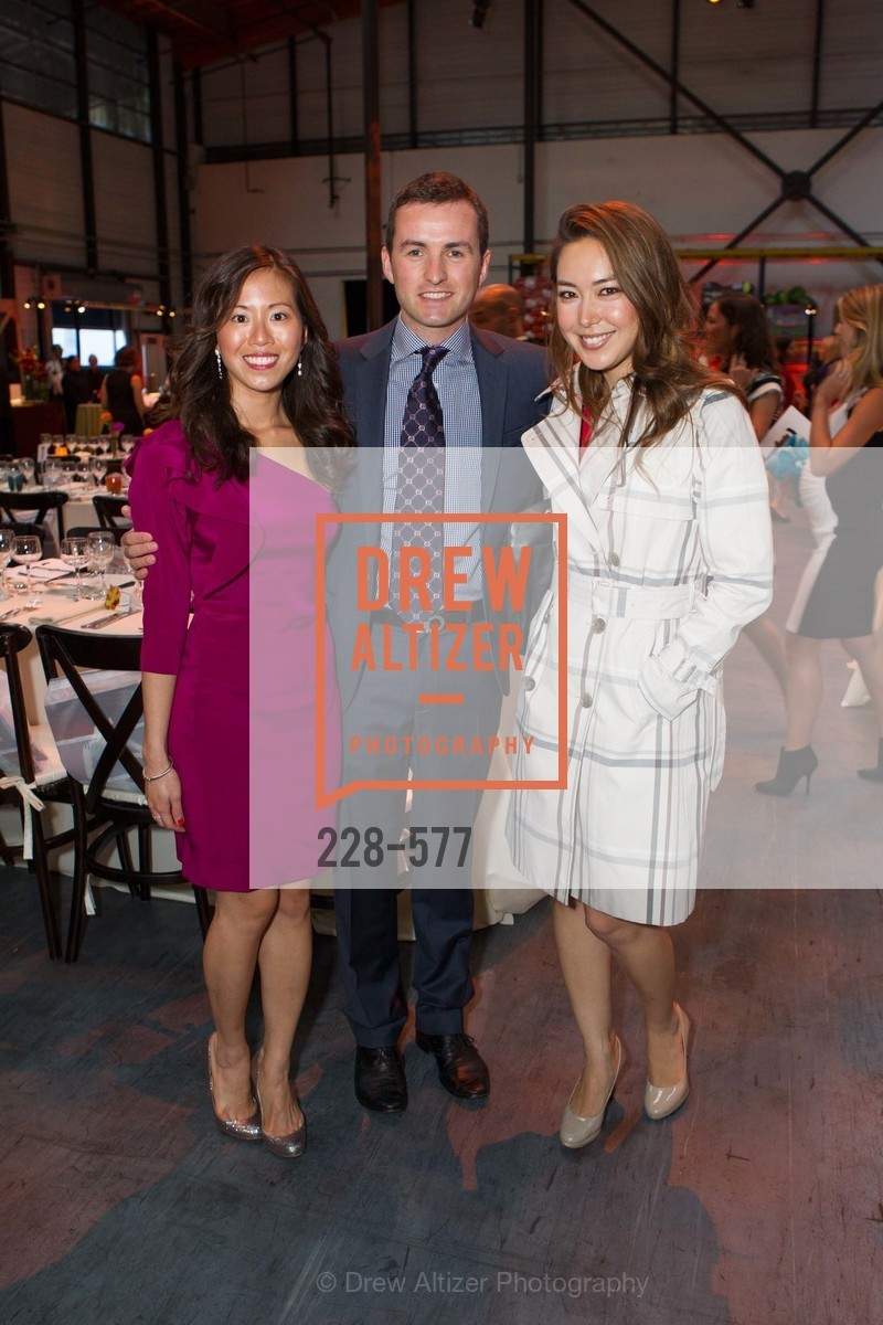Stephanie Chow, Neil Ayton, Sophia Cizmarik, SF-MARIN FOOD BANK One Big Table Gala, US, September 27th, 2014,Drew Altizer, Drew Altizer Photography, full-service agency, private events, San Francisco photographer, photographer california