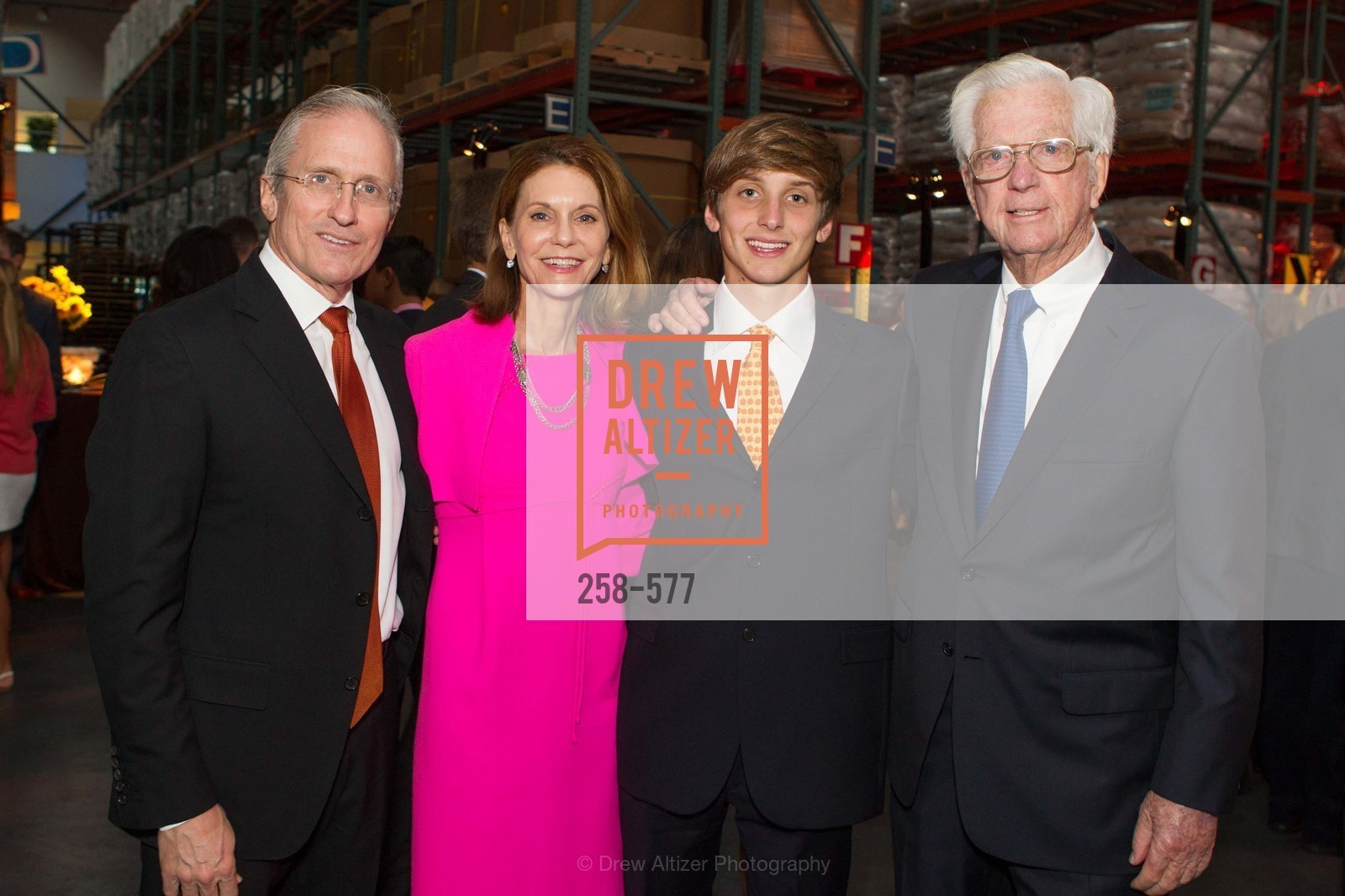 Jim Coulter, Penny Coulter, Wyeth Coulter, SF-MARIN FOOD BANK One Big Table Gala, US, September 27th, 2014,Drew Altizer, Drew Altizer Photography, full-service agency, private events, San Francisco photographer, photographer california