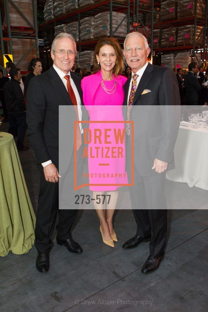 Jim Coulter, Penny Coulter, Paul Ash, SF-MARIN FOOD BANK One Big Table Gala, US, September 27th, 2014,Drew Altizer, Drew Altizer Photography, full-service agency, private events, San Francisco photographer, photographer california