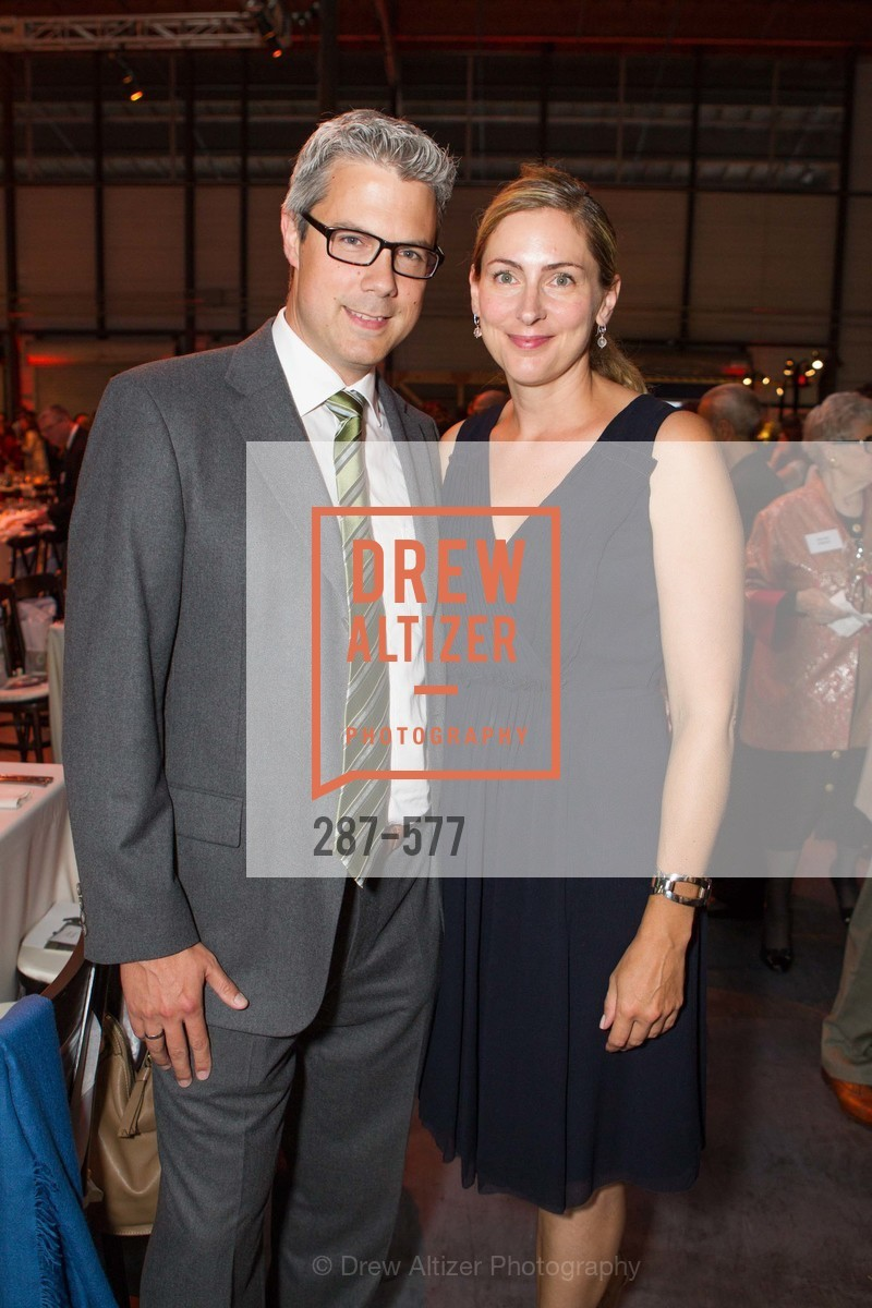 Christian Koepp, Anne Koepp, SF-MARIN FOOD BANK One Big Table Gala, US, September 27th, 2014,Drew Altizer, Drew Altizer Photography, full-service agency, private events, San Francisco photographer, photographer california