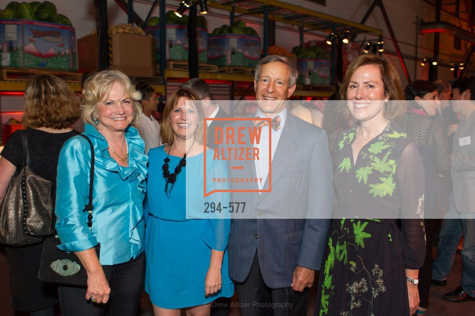 Kiki Pescatello, Jennifer Levy, Jack Bertges, JoAnn Bertges, SF-MARIN FOOD BANK One Big Table Gala, US, September 27th, 2014,Drew Altizer, Drew Altizer Photography, full-service event agency, private events, San Francisco photographer, photographer California