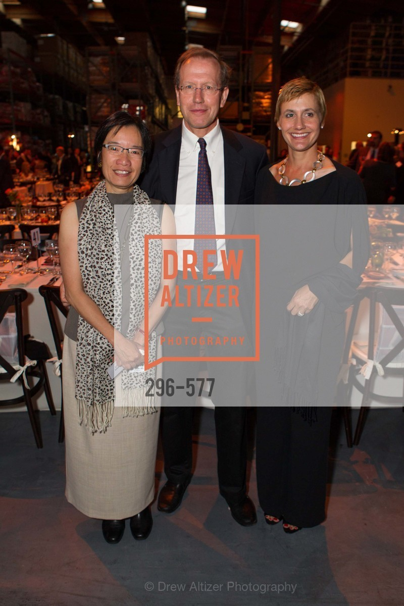 Ling Khong, Christian Wignall, Kathryn Elman, SF-MARIN FOOD BANK One Big Table Gala, US, September 27th, 2014,Drew Altizer, Drew Altizer Photography, full-service agency, private events, San Francisco photographer, photographer california