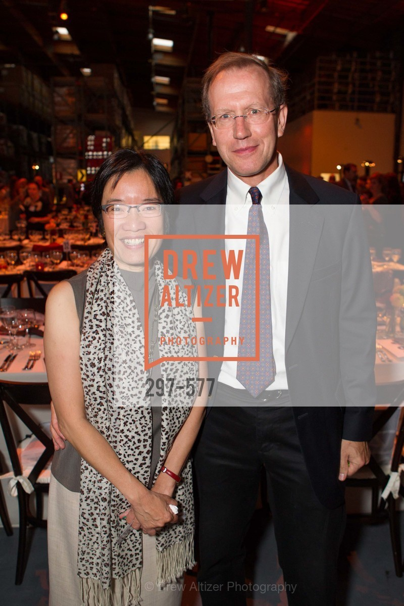 Ling Khong, Christian Wignall, SF-MARIN FOOD BANK One Big Table Gala, US, September 27th, 2014,Drew Altizer, Drew Altizer Photography, full-service agency, private events, San Francisco photographer, photographer california