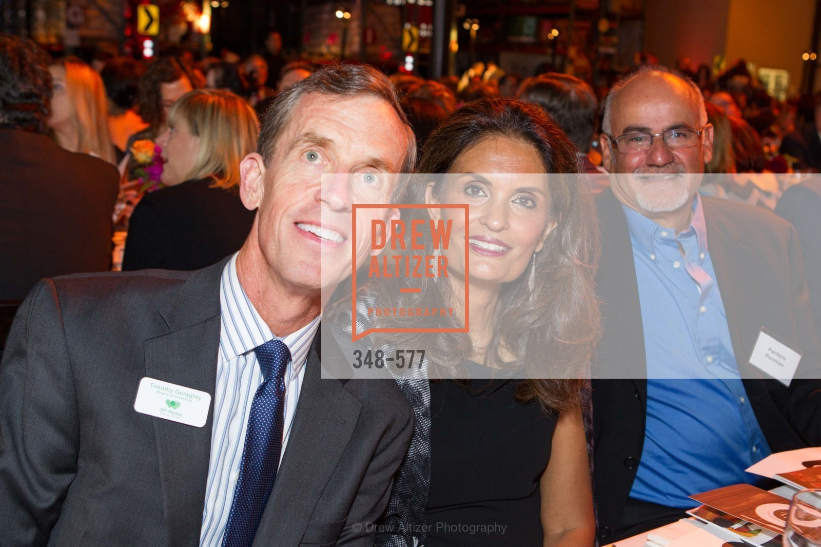 Timothy Geraghty, Nita Poonian, Paritem Poonian, SF-MARIN FOOD BANK One Big Table Gala, US, September 27th, 2014,Drew Altizer, Drew Altizer Photography, full-service agency, private events, San Francisco photographer, photographer california