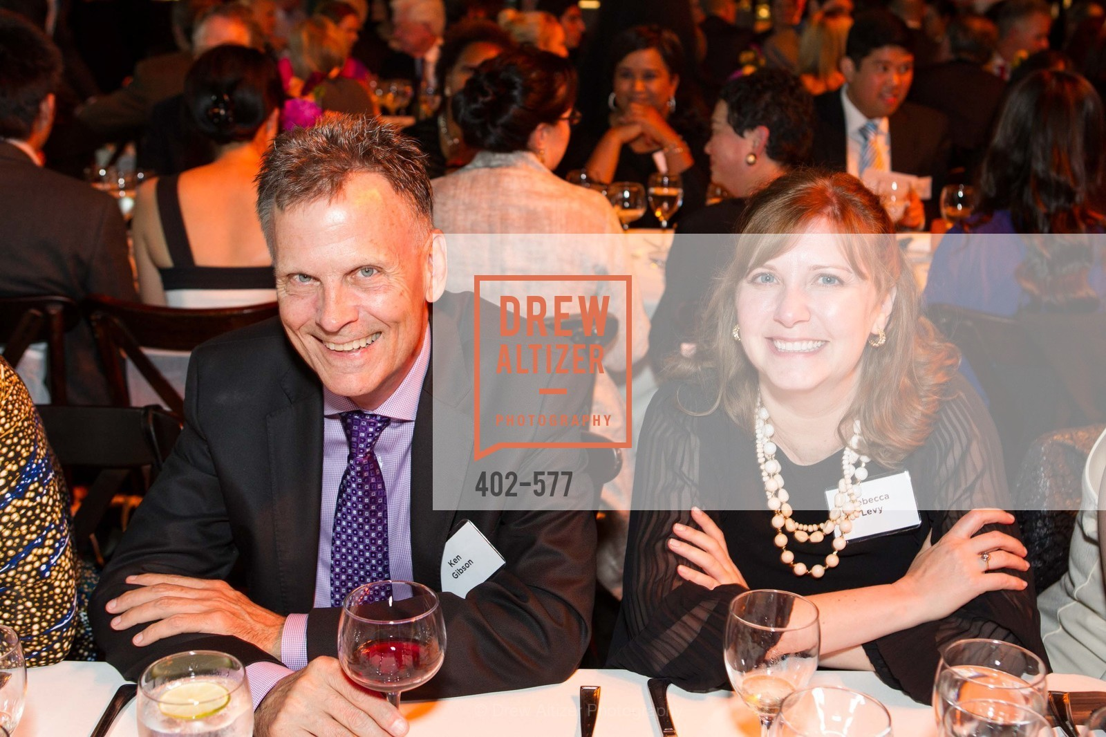 Ken Gibson, Rebecca Levy, SF-MARIN FOOD BANK One Big Table Gala, US, September 27th, 2014,Drew Altizer, Drew Altizer Photography, full-service event agency, private events, San Francisco photographer, photographer California