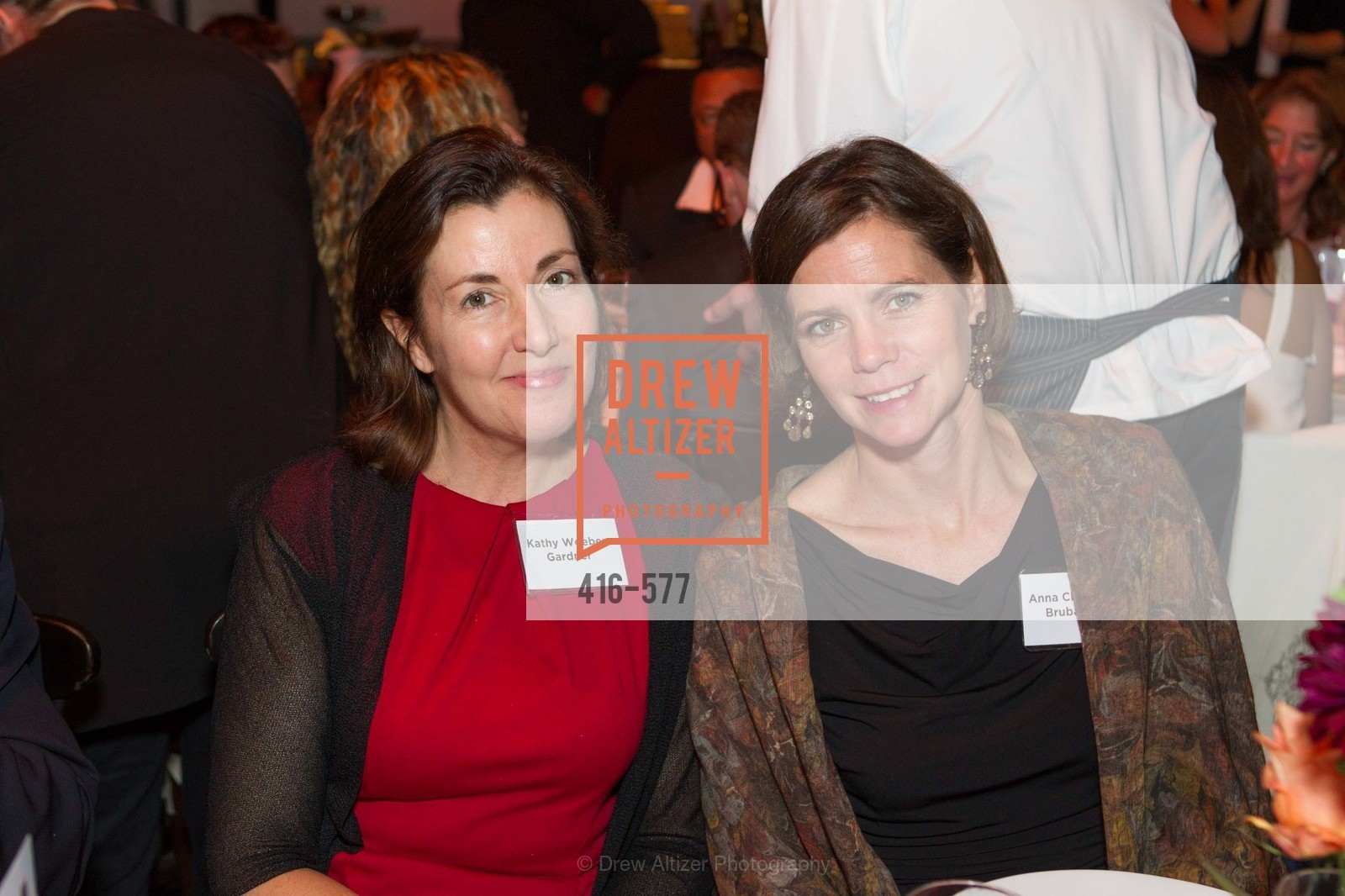 Kathy Woeber Gardner, Ana Brubaker, SF-MARIN FOOD BANK One Big Table Gala, US, September 27th, 2014,Drew Altizer, Drew Altizer Photography, full-service agency, private events, San Francisco photographer, photographer california