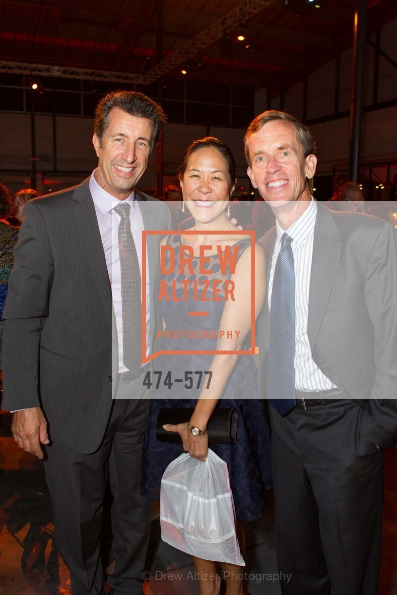 Steve Milovich, Leslie Eckstein, Timothy Geraghty, SF-MARIN FOOD BANK One Big Table Gala, US, September 27th, 2014,Drew Altizer, Drew Altizer Photography, full-service agency, private events, San Francisco photographer, photographer california