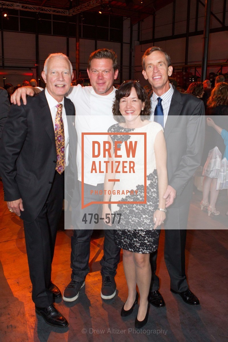 Paul Ash, Leslie Bacho, Tyler Florence, Timothy Geraghty, SF-MARIN FOOD BANK One Big Table Gala, US, September 27th, 2014,Drew Altizer, Drew Altizer Photography, full-service event agency, private events, San Francisco photographer, photographer California