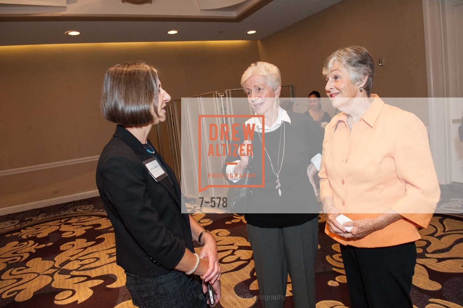 Linda Griffith, Diane Farley, Joan McDonald, HOMELESS PRENATAL Annual Luncheon 2014, US, September 30th, 2014,Drew Altizer, Drew Altizer Photography, full-service agency, private events, San Francisco photographer, photographer california