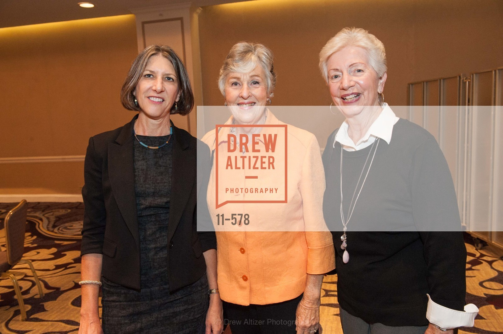 Linda Griffith, Diane Farley, Joan McDonald, HOMELESS PRENATAL Annual Luncheon 2014, US, October 1st, 2014,Drew Altizer, Drew Altizer Photography, full-service agency, private events, San Francisco photographer, photographer california