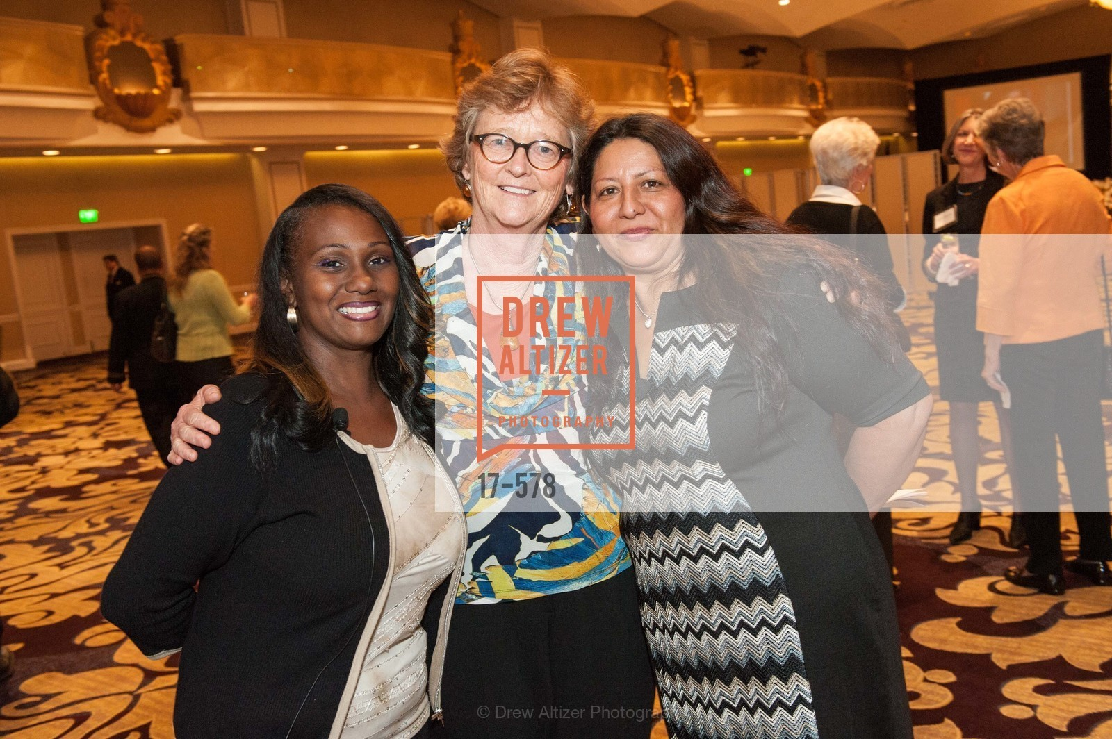 Carla Roberts, Martha Ryan, Sonya Batres, HOMELESS PRENATAL Annual Luncheon 2014, US, October 1st, 2014,Drew Altizer, Drew Altizer Photography, full-service agency, private events, San Francisco photographer, photographer california
