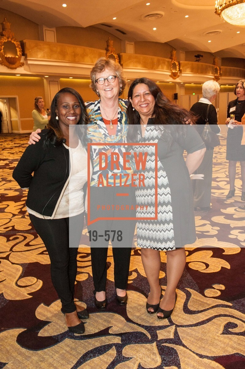 Carla Roberts, Martha Ryan, Sonya Batres, HOMELESS PRENATAL Annual Luncheon 2014, US, October 1st, 2014