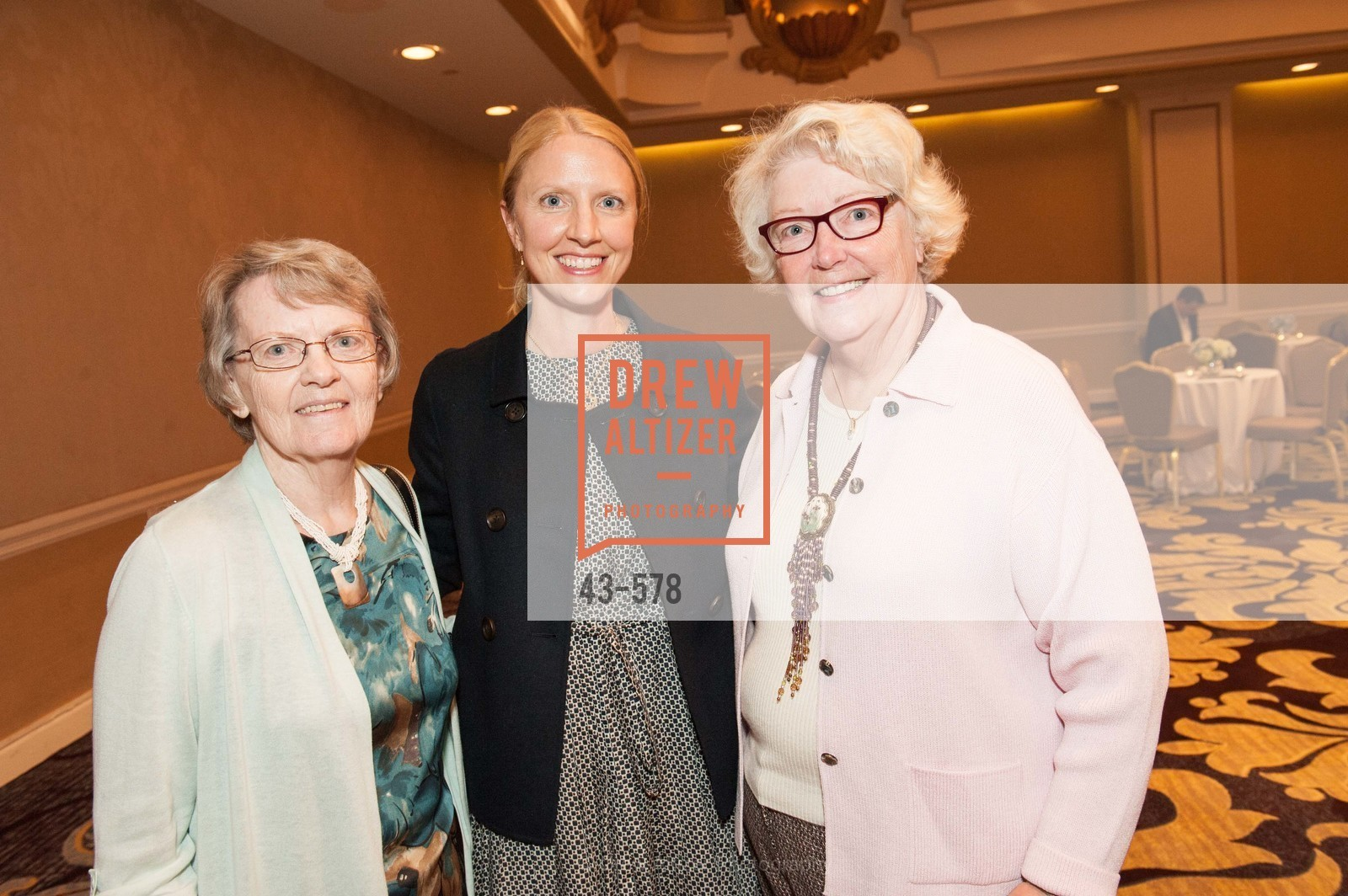 Jan Lynch, Margaret Lynch, Patricia Carlson, HOMELESS PRENATAL Annual Luncheon 2014, US, October 1st, 2014,Drew Altizer, Drew Altizer Photography, full-service agency, private events, San Francisco photographer, photographer california