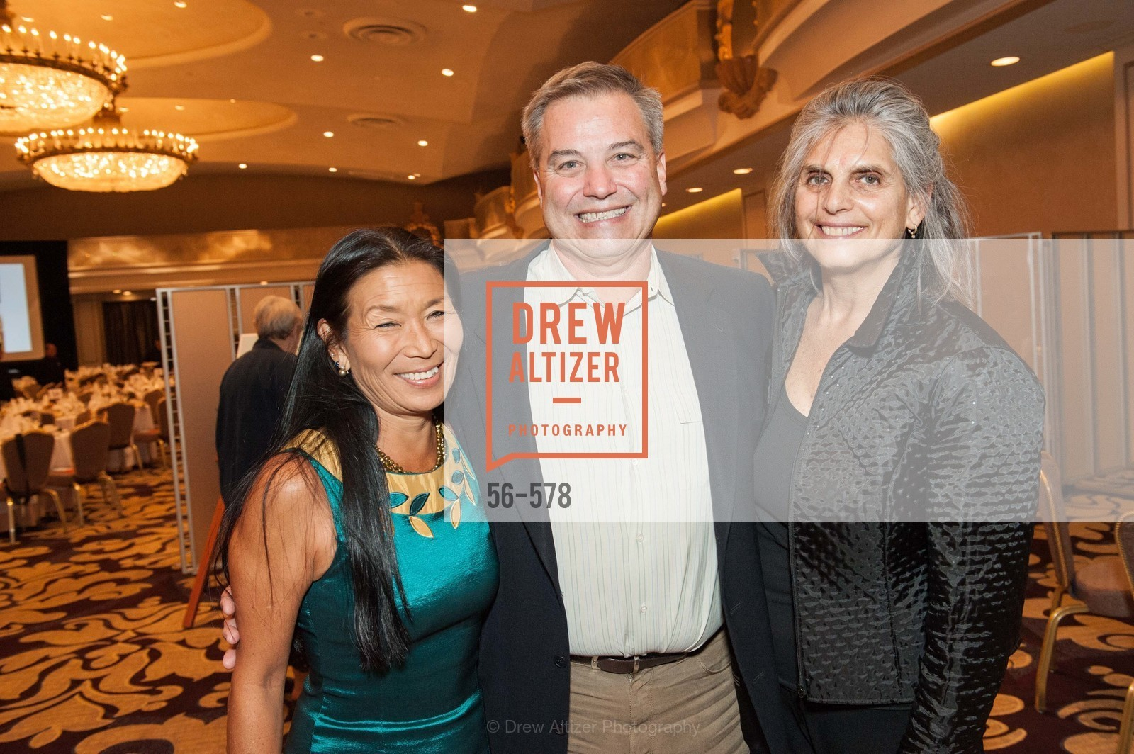 Linda Wallgren, Steven Gorski, Roberta Goodman, HOMELESS PRENATAL Annual Luncheon 2014, US, October 1st, 2014,Drew Altizer, Drew Altizer Photography, full-service agency, private events, San Francisco photographer, photographer california