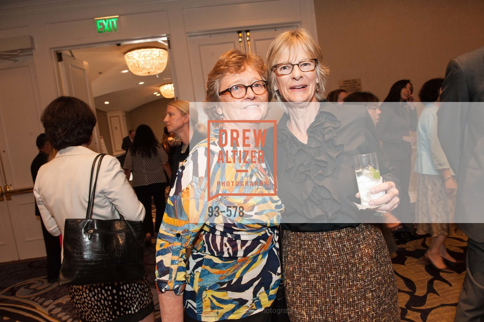 Martha Ryan, Kate Ames, HOMELESS PRENATAL Annual Luncheon 2014, US, October 1st, 2014,Drew Altizer, Drew Altizer Photography, full-service agency, private events, San Francisco photographer, photographer california