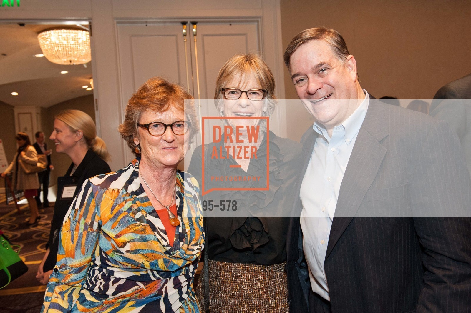 Martha Ryan, Kate Ames, Dan MacDonald, HOMELESS PRENATAL Annual Luncheon 2014, US, September 30th, 2014,Drew Altizer, Drew Altizer Photography, full-service agency, private events, San Francisco photographer, photographer california