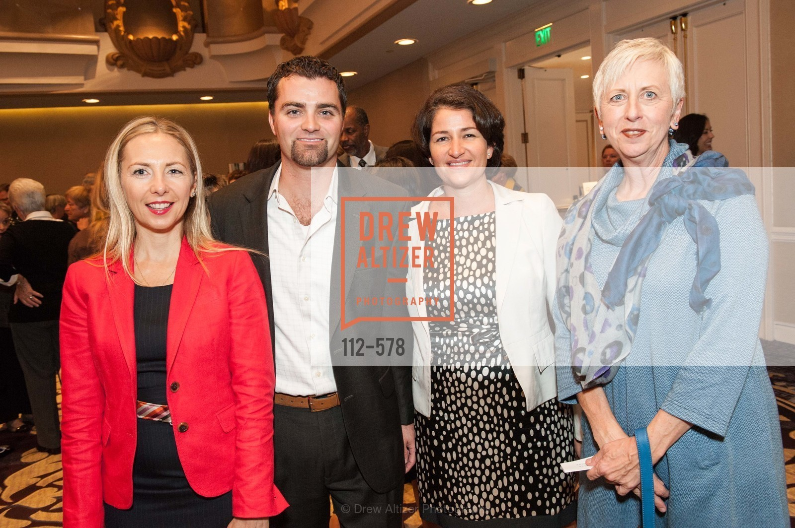 Leslie Santos, Ethan Smith, Debbie Landers, Theresa Bonner, HOMELESS PRENATAL Annual Luncheon 2014, US, October 1st, 2014,Drew Altizer, Drew Altizer Photography, full-service agency, private events, San Francisco photographer, photographer california