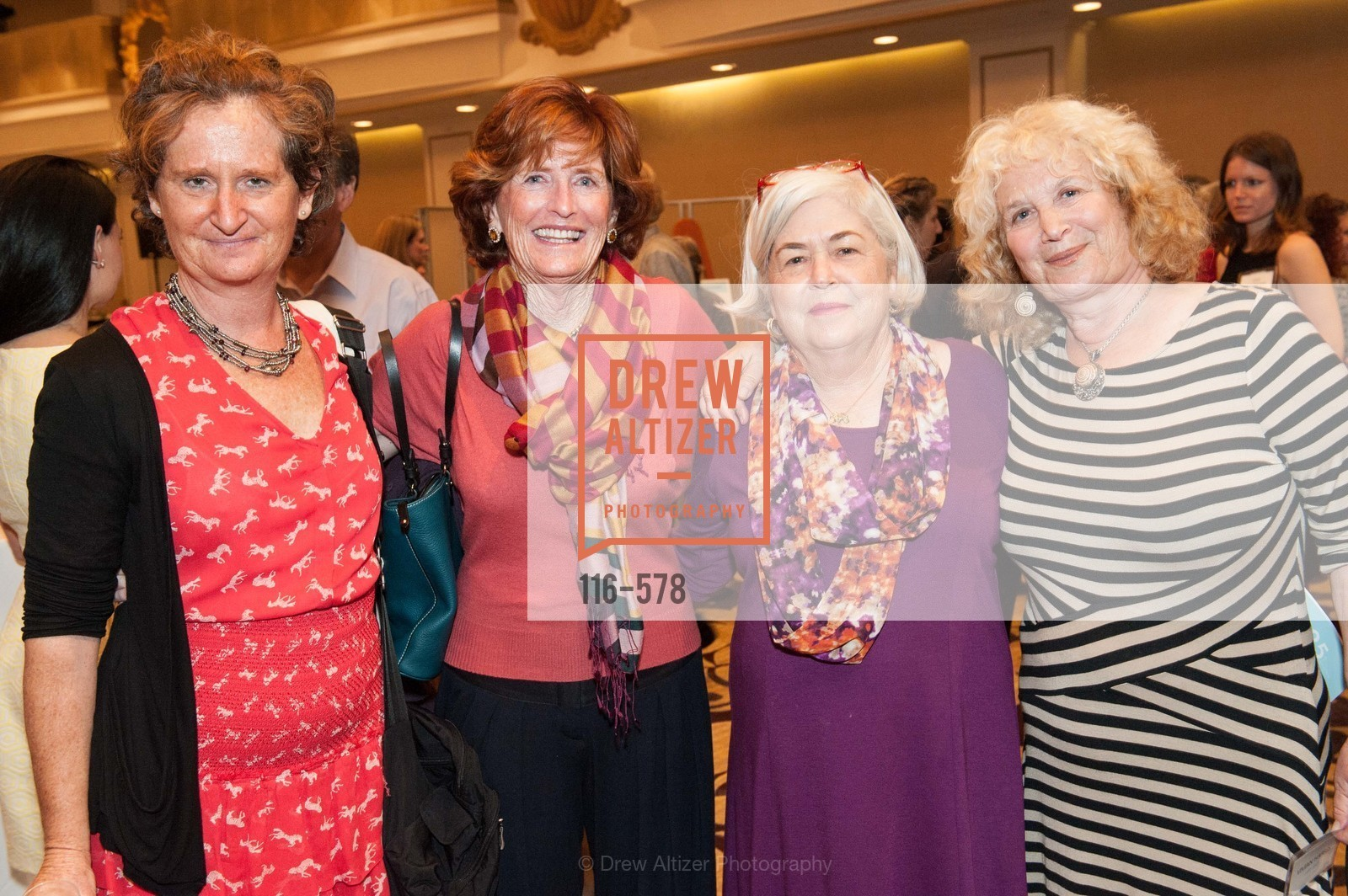 Theresa Ryan, Lee Heagarty, Molly Wilkinson, Vivian Harris, HOMELESS PRENATAL Annual Luncheon 2014, US, October 1st, 2014,Drew Altizer, Drew Altizer Photography, full-service agency, private events, San Francisco photographer, photographer california