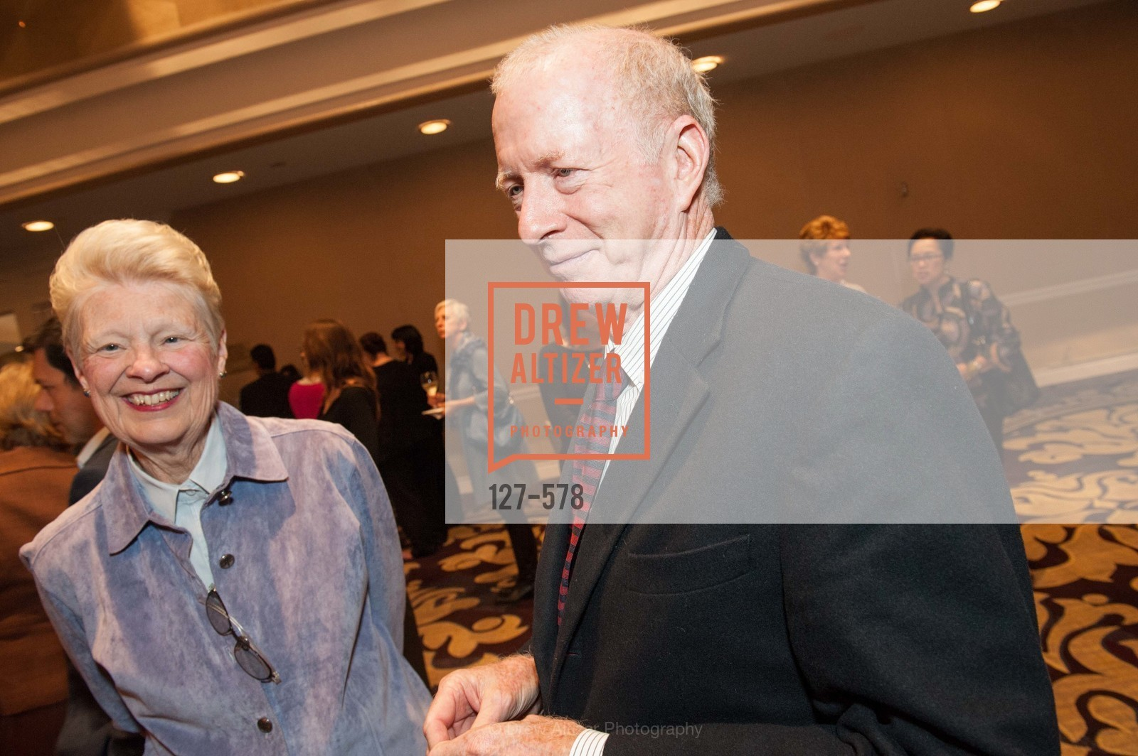 Louise Renee, Patrick Mahoney, HOMELESS PRENATAL Annual Luncheon 2014, US, October 1st, 2014