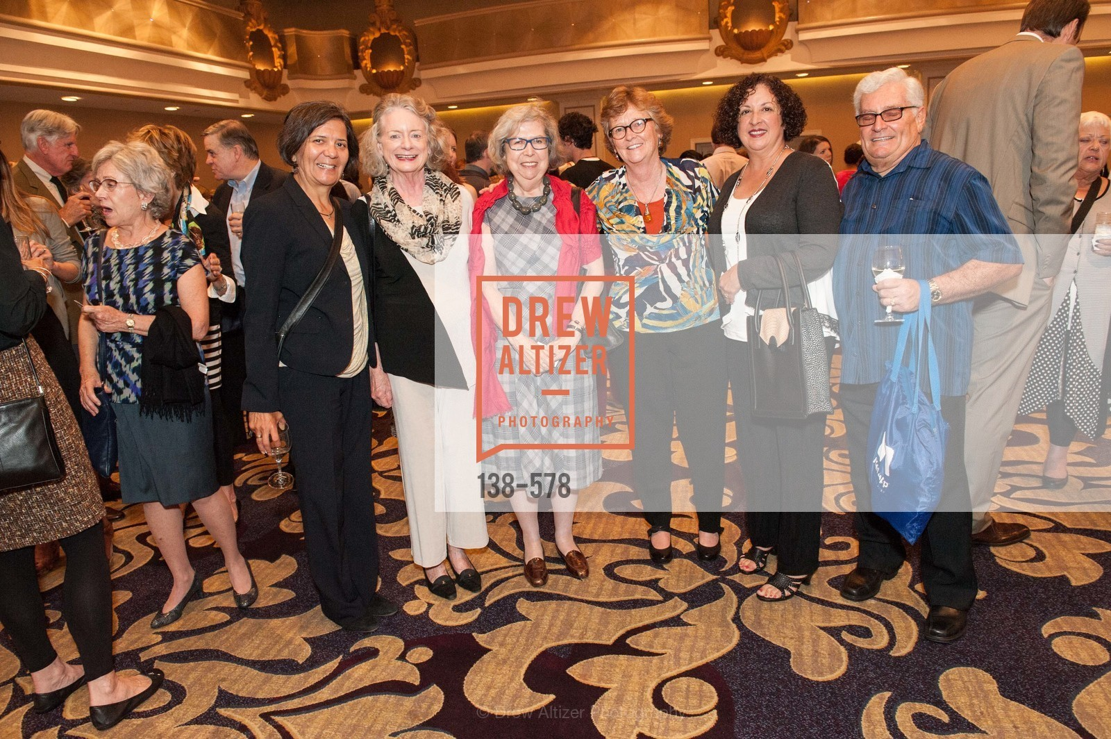 Sandra R. Hernandez, Maryanne McGuire-Hickey, Elsie Galley, Martha Ryan, Maria O'Brian, HOMELESS PRENATAL Annual Luncheon 2014, US, October 1st, 2014,Drew Altizer, Drew Altizer Photography, full-service event agency, private events, San Francisco photographer, photographer California
