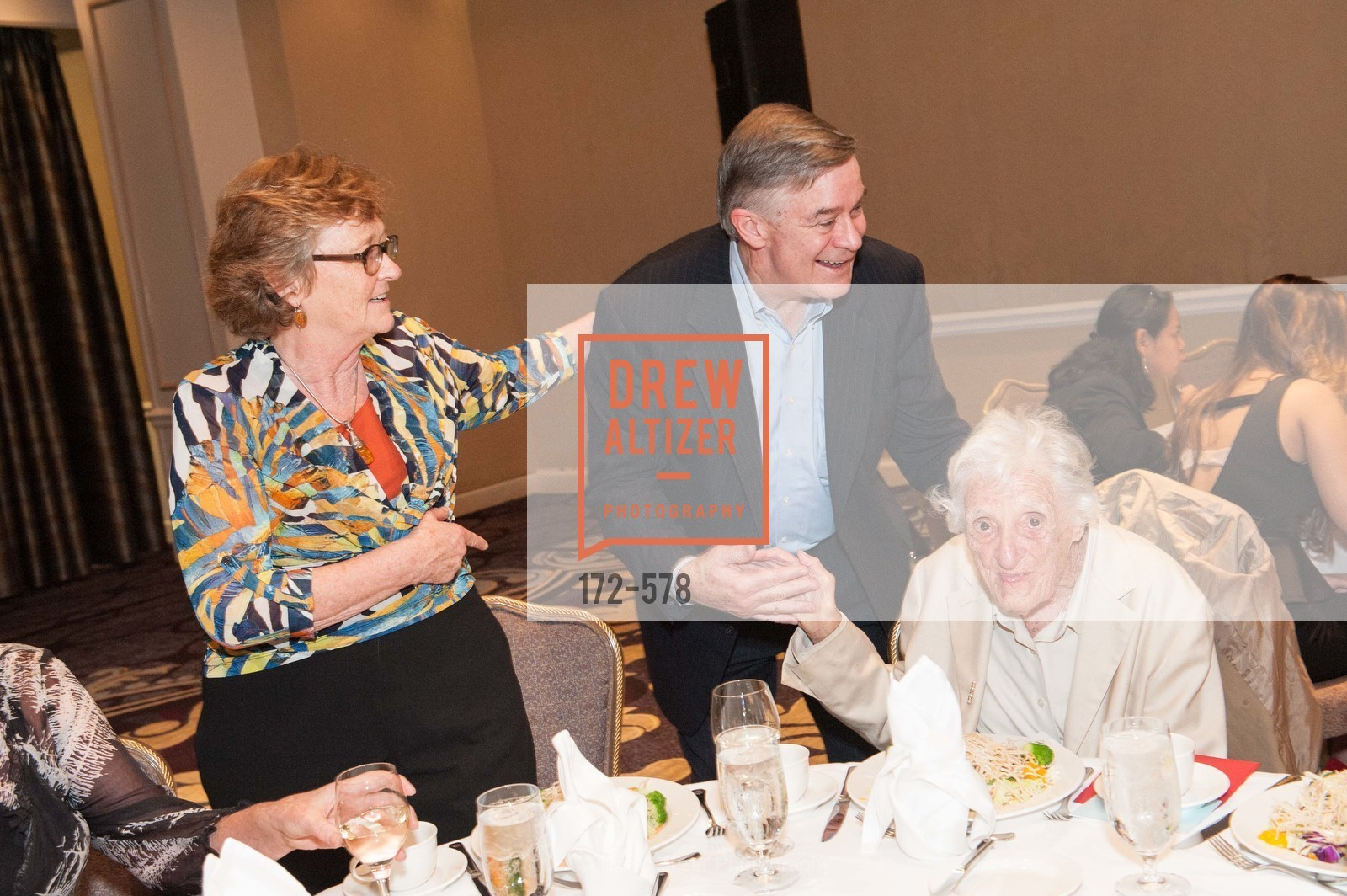 Martha Ryan, Dan MacDonald, Kate Ryan, HOMELESS PRENATAL Annual Luncheon 2014, US, October 1st, 2014,Drew Altizer, Drew Altizer Photography, full-service agency, private events, San Francisco photographer, photographer california