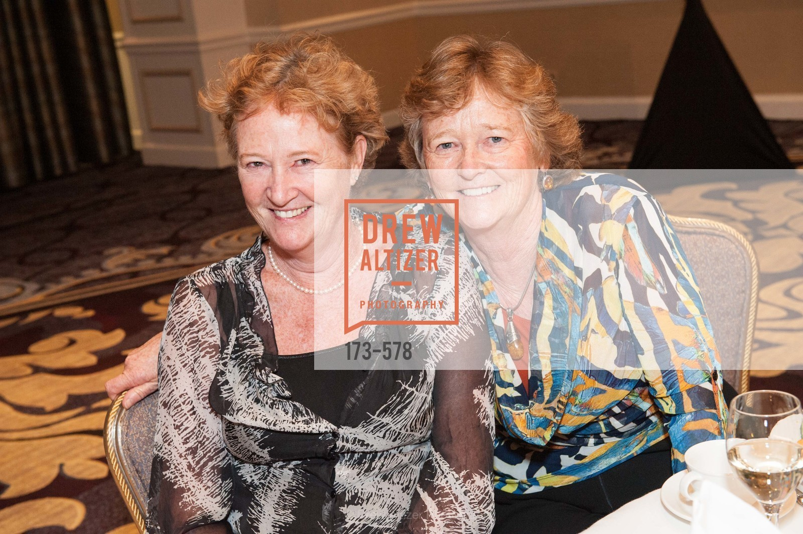 Aileen Ryan, Martha Ryan, HOMELESS PRENATAL Annual Luncheon 2014, US, October 1st, 2014,Drew Altizer, Drew Altizer Photography, full-service agency, private events, San Francisco photographer, photographer california