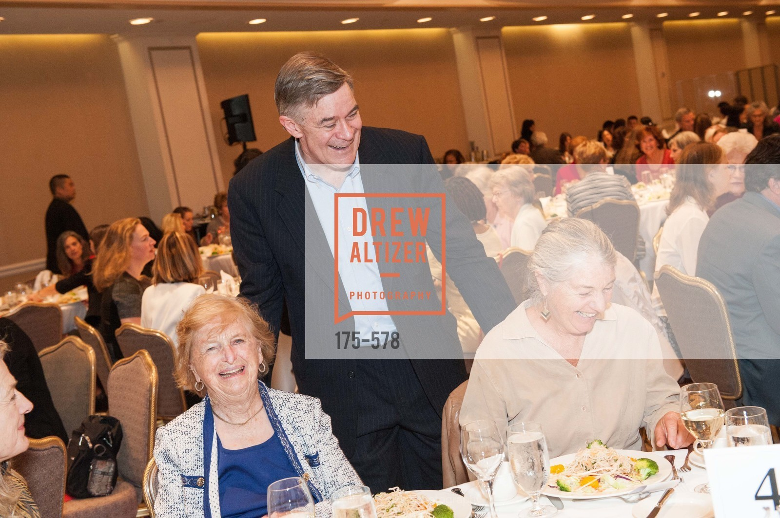 Liz McCarthy, Dan MacDonald, Sheila O'Brien, HOMELESS PRENATAL Annual Luncheon 2014, US, October 1st, 2014,Drew Altizer, Drew Altizer Photography, full-service agency, private events, San Francisco photographer, photographer california