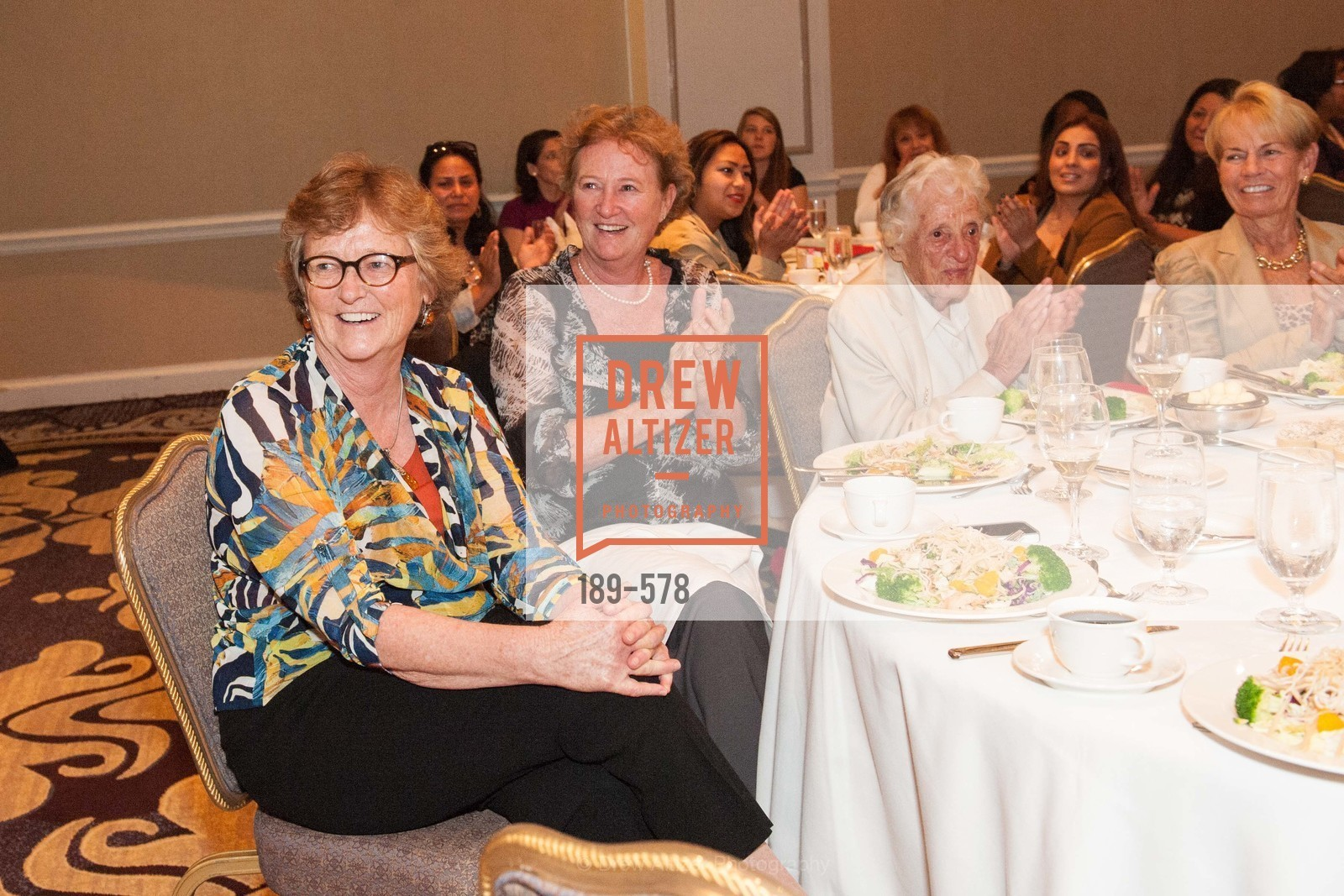 Martha Ryan, Aileen Ryan, Kate Ryan, HOMELESS PRENATAL Annual Luncheon 2014, US, September 30th, 2014,Drew Altizer, Drew Altizer Photography, full-service agency, private events, San Francisco photographer, photographer california