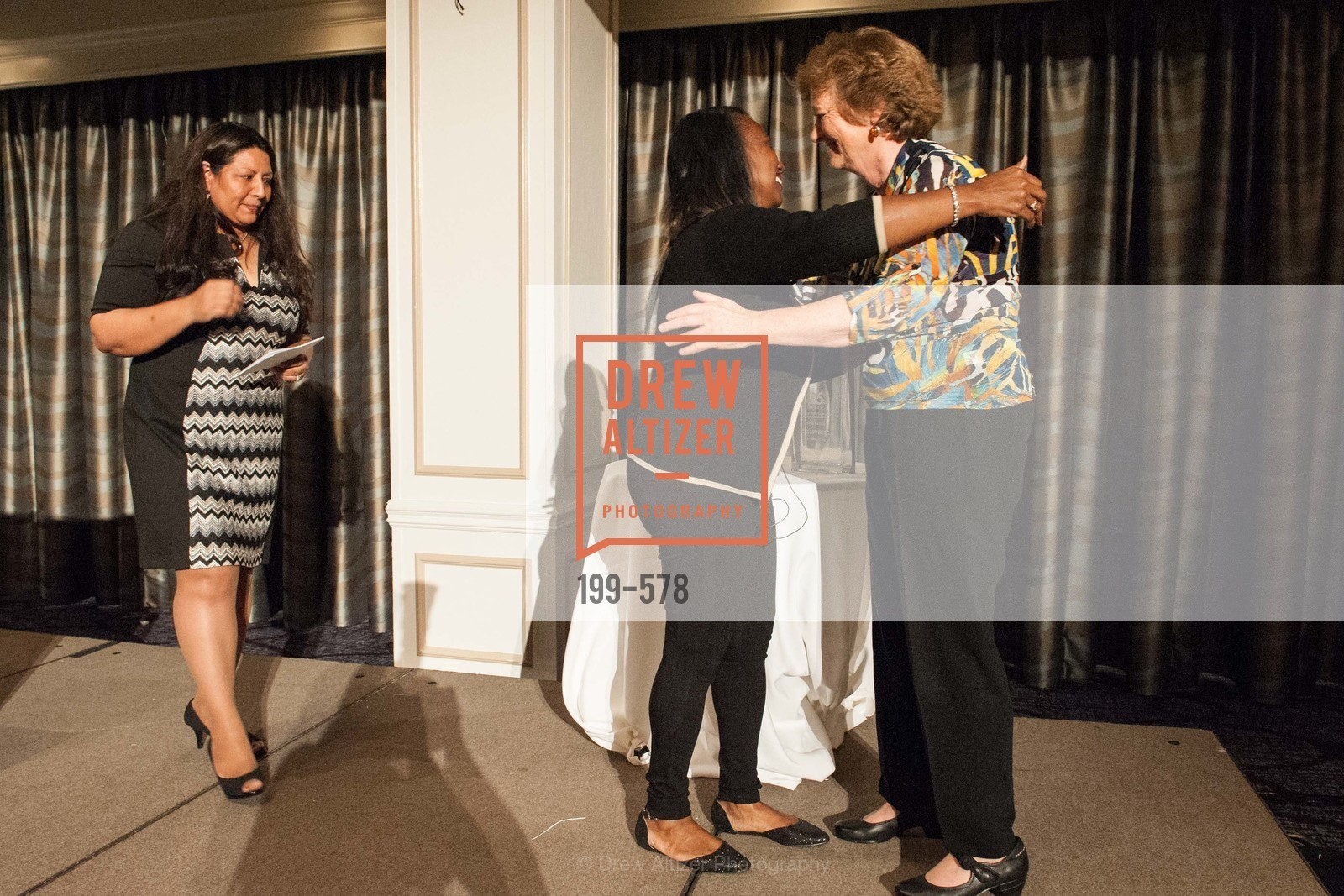 Sonya Batres, Carla Roberts, Martha Ryan, HOMELESS PRENATAL Annual Luncheon 2014, US, September 30th, 2014,Drew Altizer, Drew Altizer Photography, full-service agency, private events, San Francisco photographer, photographer california