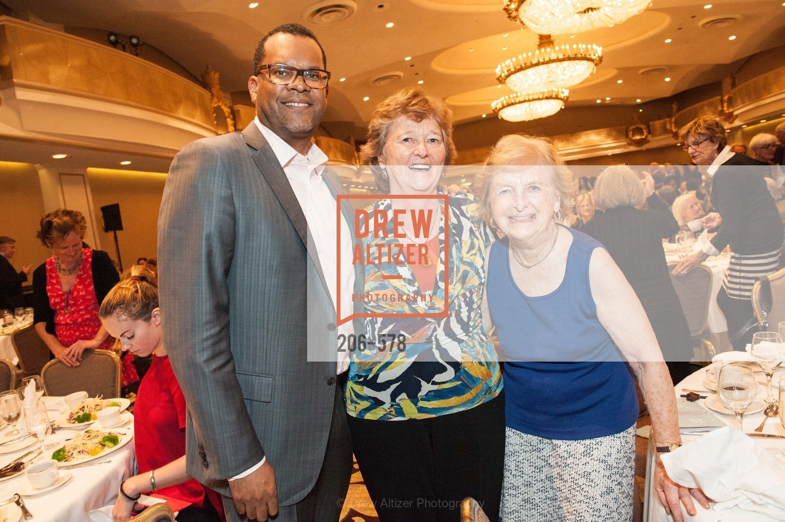 Fred Blackwell, Martha Ryan, Liz McCarthy, HOMELESS PRENATAL Annual Luncheon 2014, US, October 1st, 2014,Drew Altizer, Drew Altizer Photography, full-service event agency, private events, San Francisco photographer, photographer California