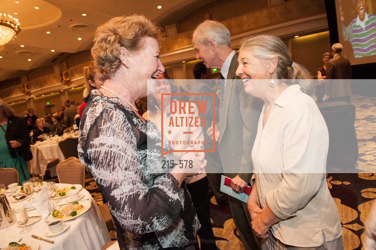 Aileen Ryan, Sheila O'Brien, HOMELESS PRENATAL Annual Luncheon 2014, US, September 30th, 2014,Drew Altizer, Drew Altizer Photography, full-service agency, private events, San Francisco photographer, photographer california