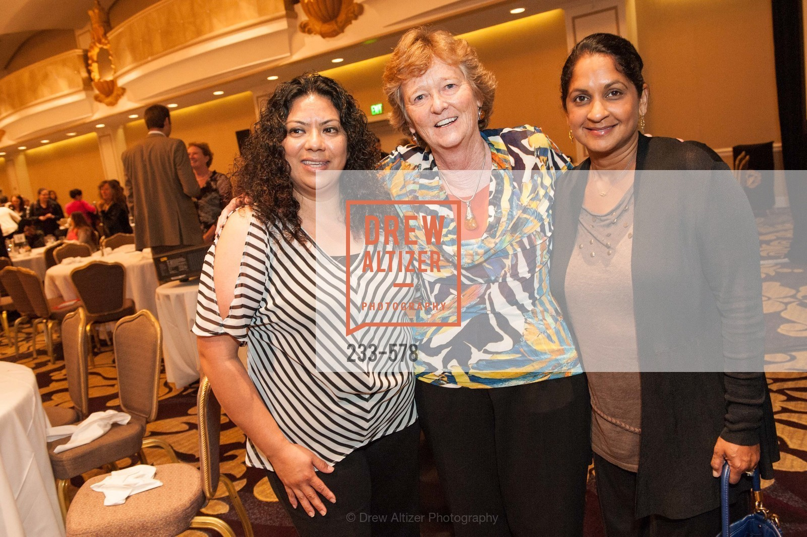 Alma Garcia, Martha Ryan, Shamini Dhana, HOMELESS PRENATAL Annual Luncheon 2014, US, September 30th, 2014,Drew Altizer, Drew Altizer Photography, full-service agency, private events, San Francisco photographer, photographer california