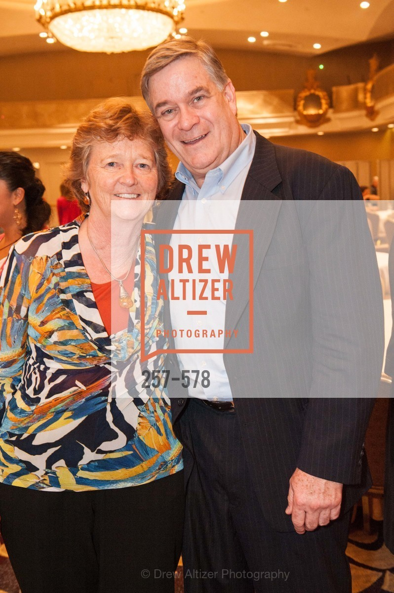Martha Ryan, Dan MacDonald, HOMELESS PRENATAL Annual Luncheon 2014, US, October 1st, 2014